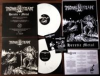 MORNINGSTAR (Fin) - Heretic Metal, white LP