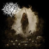 NAGLFAR (Swe) - Harvest, LP (cream-brown splatter vinyl)
