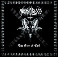 NECROBLOOD (Fra) - The Rite Of Evil, CD