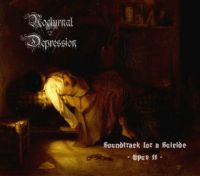 NOCTURNAL DEPRESSION (Fra) - Soundtrack for a Suicide - Opus II,  DigiCD