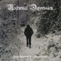 NOCTURNAL DEPRESSION (Fra) - Four Seasons To A Depression, CD