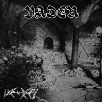 VADER (Pol) - Live In Decay, CD