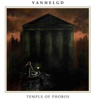 VANHELGD (Swe) - Temple Of Phobos, LP + EP