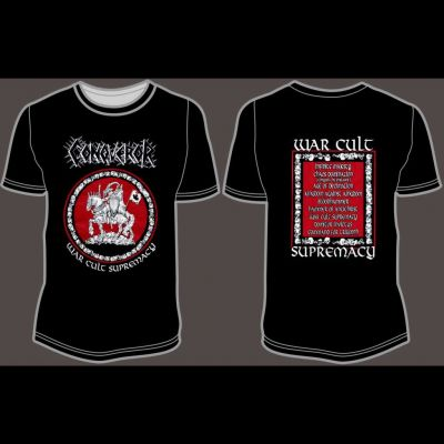 CONQUEROR (Can) - War Cult Supremacy, TS